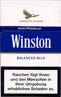 Winston Blu Prezzo