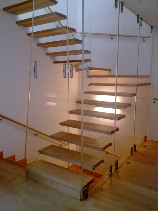 Ideas for Indoor Stairs