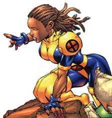 Black Superheroines!: Cecilia Reyes X Men Girl Main Character