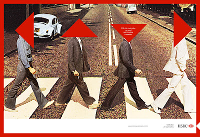 The Ad Collector (a k a  Add Shots): HSBC Investment