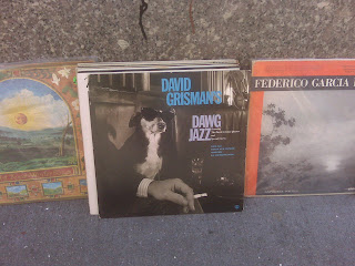 Dawg jazz record, chelsea, nyc