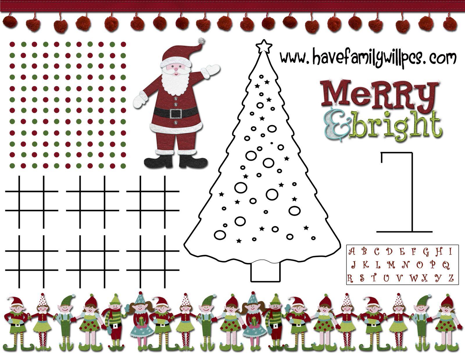 Fun Christmas Games For