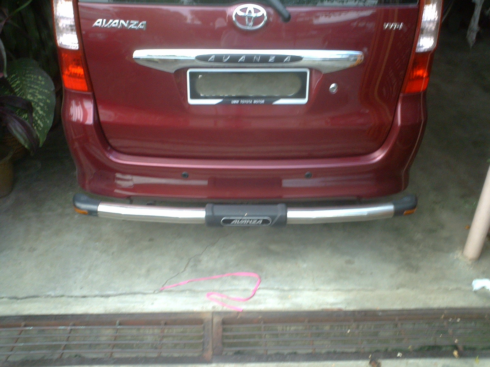 Cover Grill Grand New Avanza Harga 1.3 G M/t Basic Accessories Pictures Price Page 69