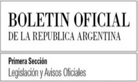 Digesto Juridico - Boletin Oficial