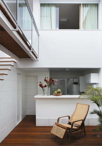 Plano de casa de 2 pisos en 65m2 planos de casas gratis for Diseno escaleras para segundo piso