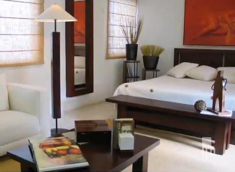 Recamara principal o dormitorio matrimonial dormitorios for Como decorar el techo de una recamara
