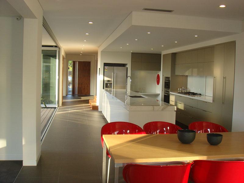 Fachada moderna casas sostenibles fachadas de casas y for Estudiar diseno de interiores online gratis