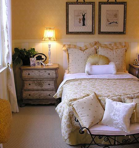 Cabecera en pie de cama - Banquetas para dormitorio ...