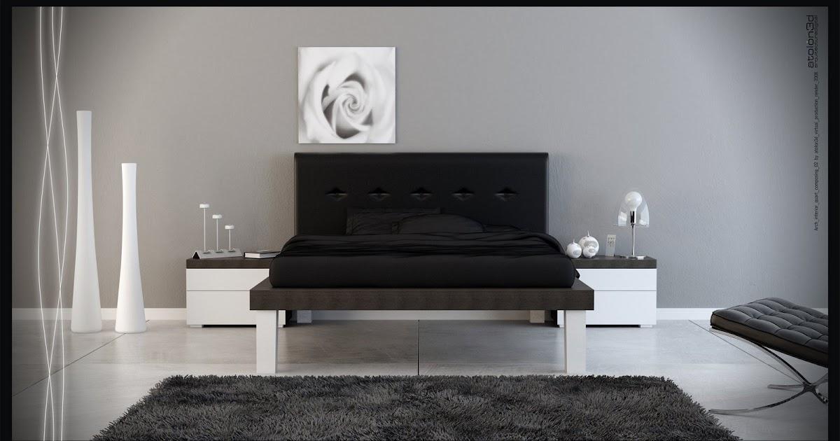 Dormitorios Colores Oscuros Fondo Plomo Jpg
