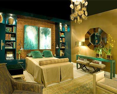 Dormitorios amarillos dormitorios con colores for Dormitorio principal m6 deco