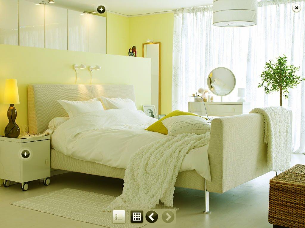 Dormitorios amarillos dormitorios con colores for Como decorar el techo de una recamara