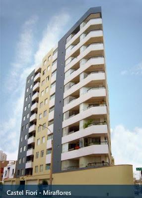 Fachadas de edificios modernos fachadas de departamentos for Fotos de casas modernas en lima peru