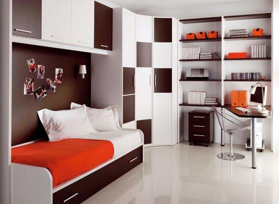 Muebles para dormitorios juveniles infantiles for Muebles blancos dormitorio