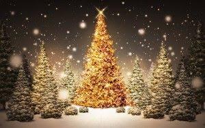 Arboles De Navidad Decoracion Estilo Moda Y Belleza - Fotos-arbol-navidad-decorados