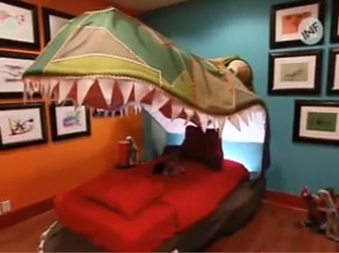 Videos y fotos de dormitorios de dinosaurios para ni o for Programa decoracion habitaciones