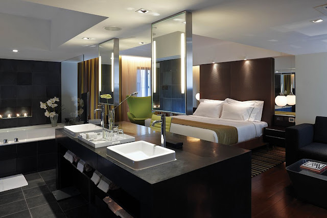 Dormitorios elegantes for Closet habitaciones modernas