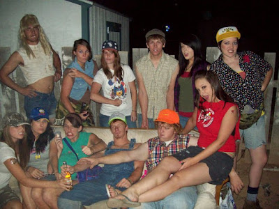 My Life And Adventures White Trash Bash Part Duex