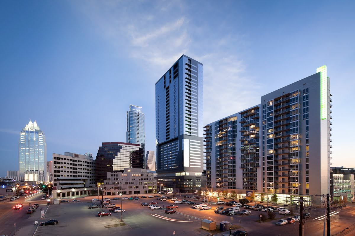 Texas Society Of Architects: W Austin Hotel And Residences