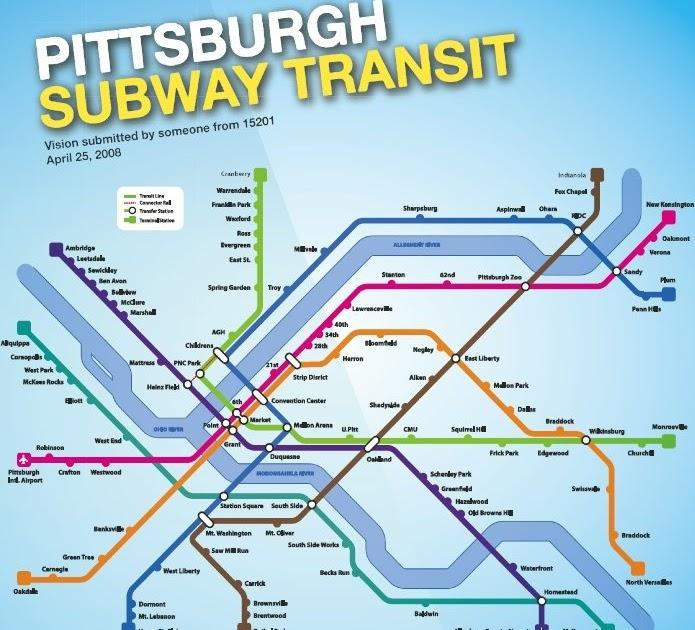 Pittaburgh Subway Map.Pittsburgh Subway Shop Victorias Secret