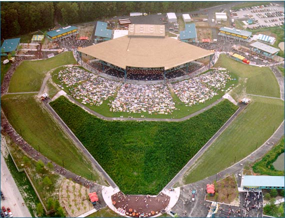 The Daily Ghost 11 07 21 1997 Virginia Beach Amphitheater