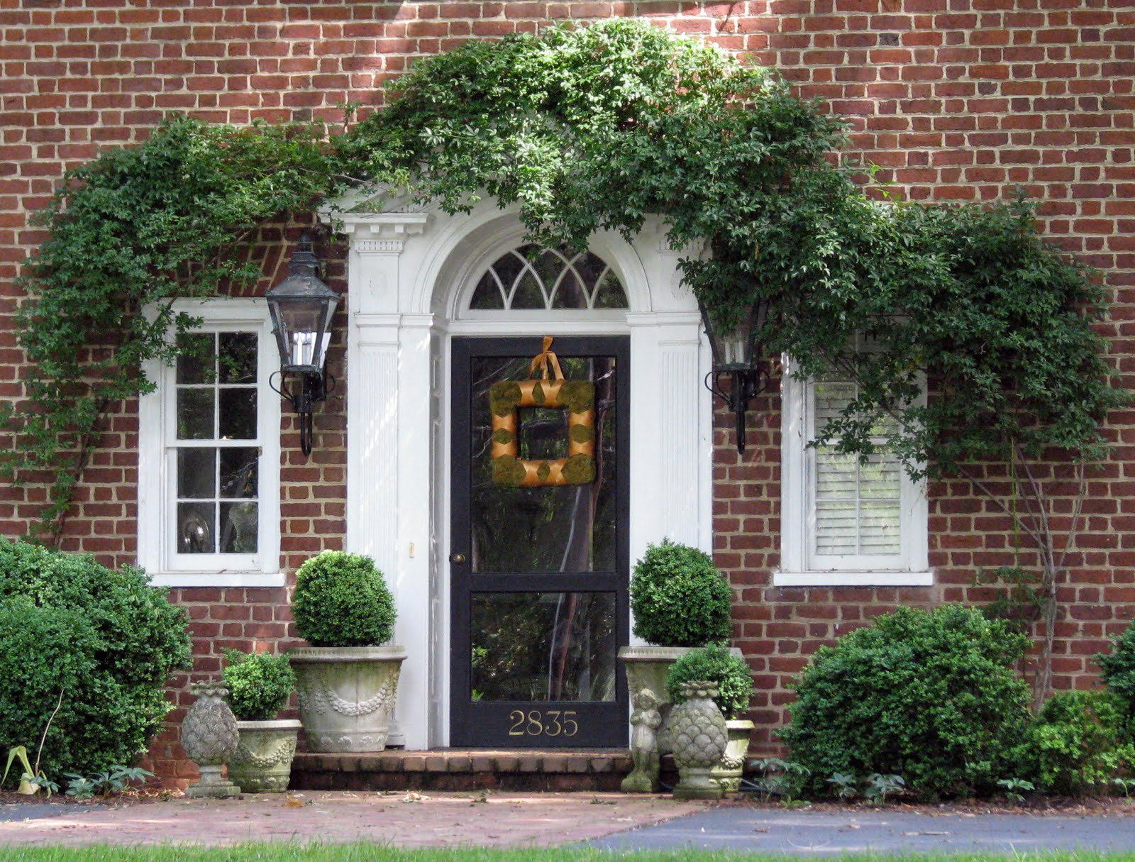 The Language of Doors. Part I | enjoywithluh