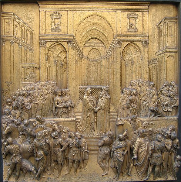 Image result for king solomon and the queen of sheba story