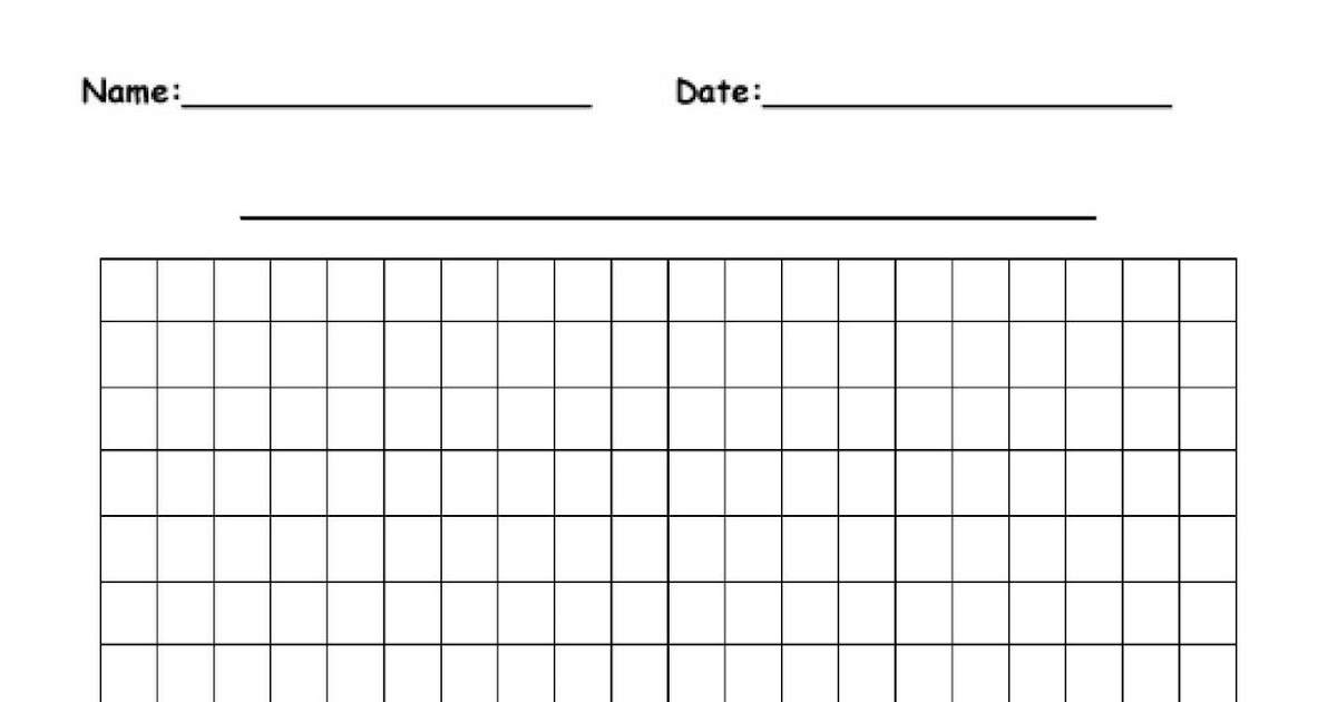 Have Fun Teaching Blog: Free Blank Graph Paper and