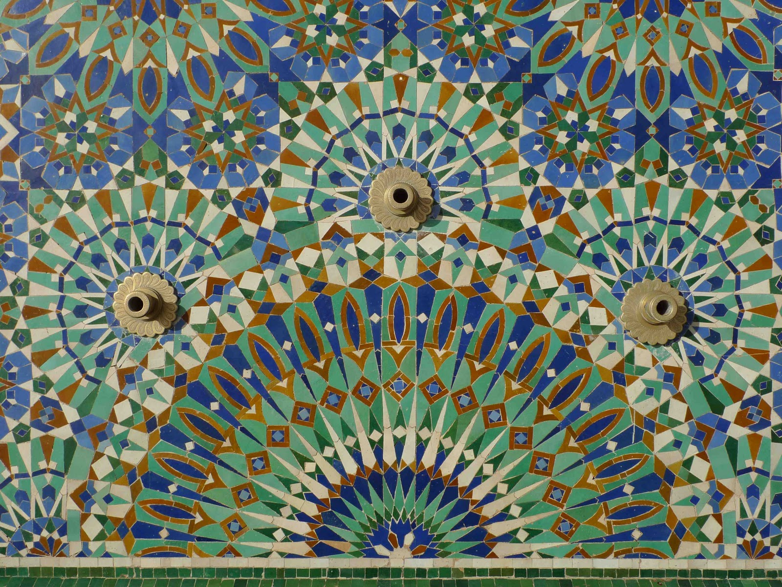 Jeffrey Bale S World Of Gardens The Colors Of Morocco