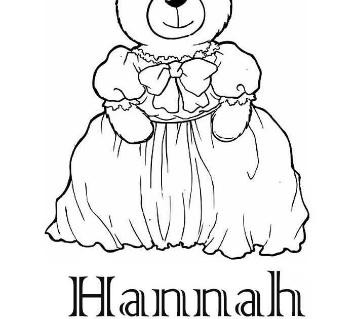 custom coloring pages by name - photo#31