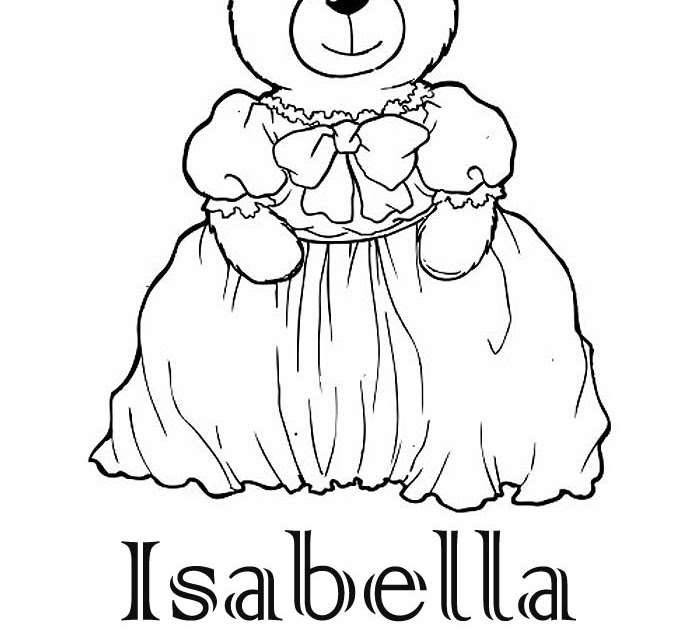 devilsdiscoid: PERSONALISED COLORING PAGES FEATURING GIRLS ...