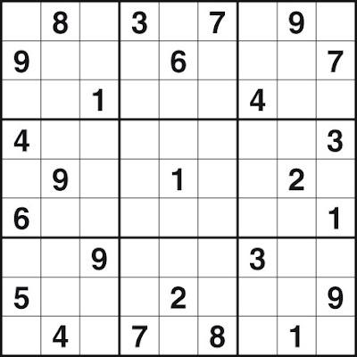 graphic relating to Christmas Sudoku Printable named no cost sudoku printable puzzles: Sudoku Puzzleprintable