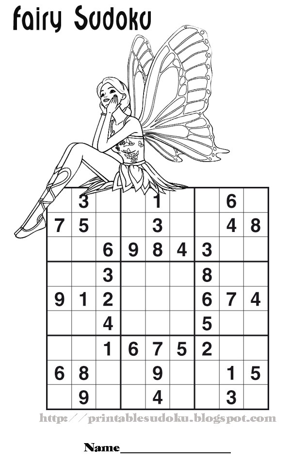 free sudoku printable - Ecosia