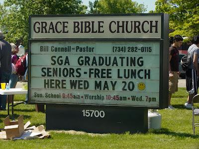 Grace Bible Church: Anderson High School Outreach, 2009