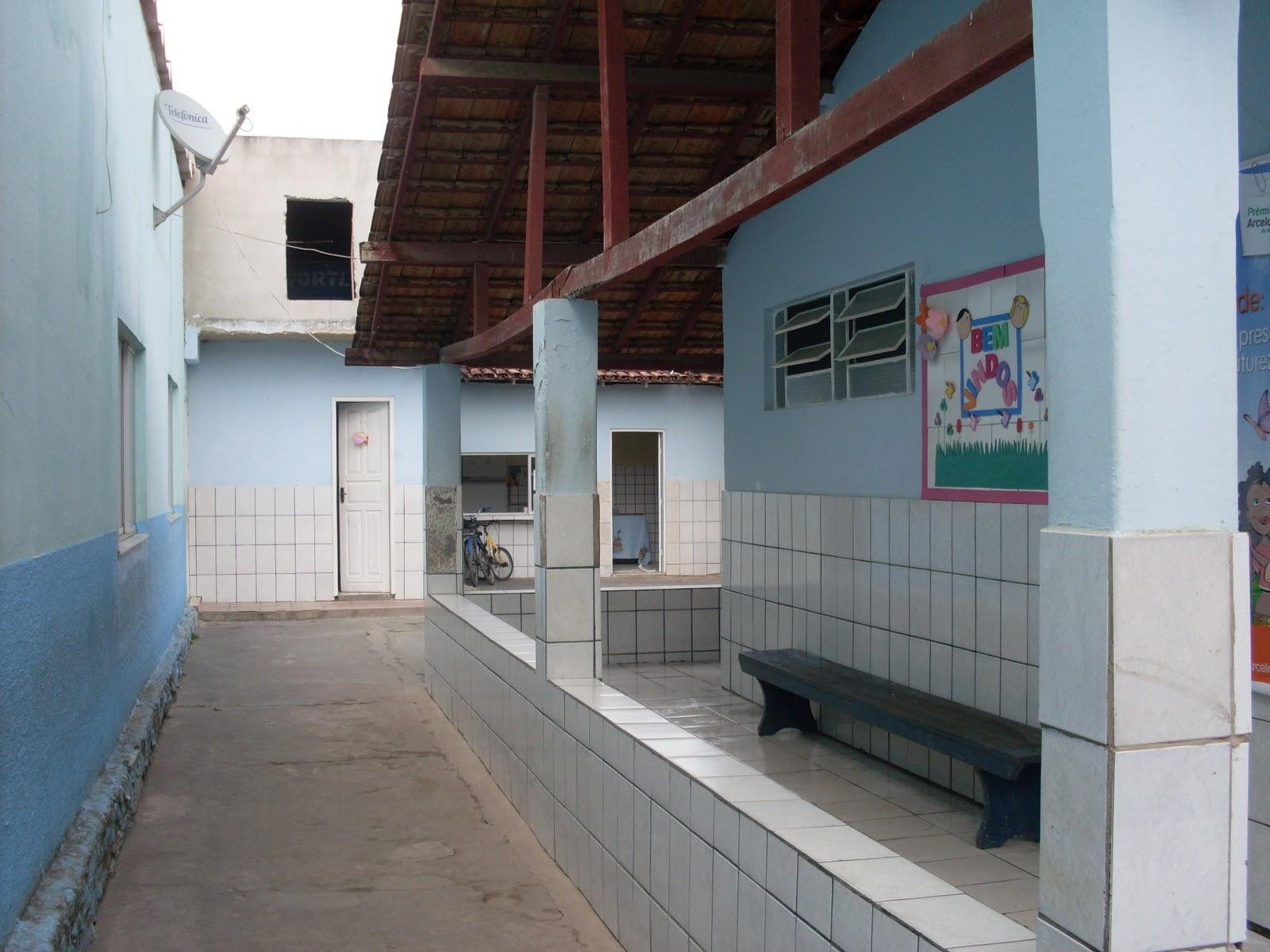 Clube Nosso Lar Estrutura Física Da Escola