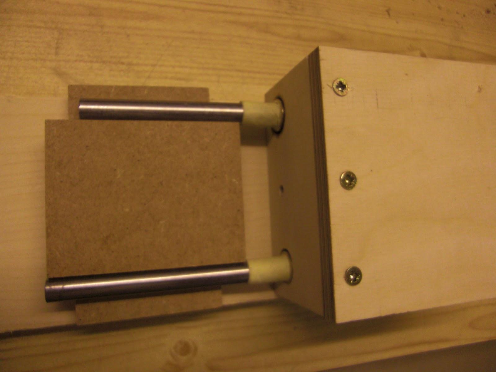 cnc fr smaschine aus holz zum selbermachen wie baue ich eine achse teil 1. Black Bedroom Furniture Sets. Home Design Ideas