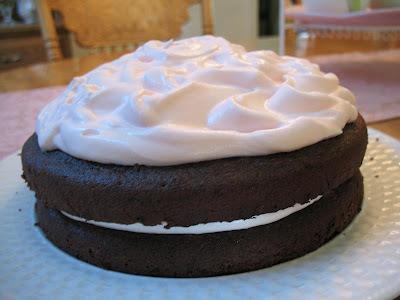 Chocolate Cherry Stack Cake Better Homes Gardens