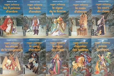 Vos meilleurs cycles de Fantasy - Page 4 Ambre