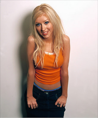 Christina Aguilera, hollywood celebrity