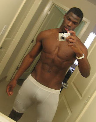 hot naked black men