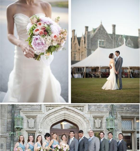 Branford House Wedding: TRUE Event: Deanna And Dini's Branford House Mansion Wedding
