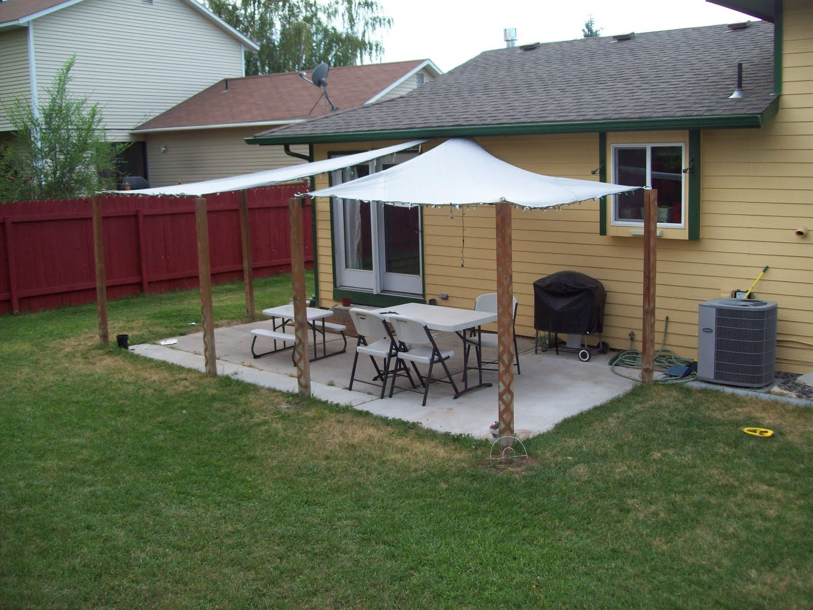She Shed Cost Running With Scissors Patio Update