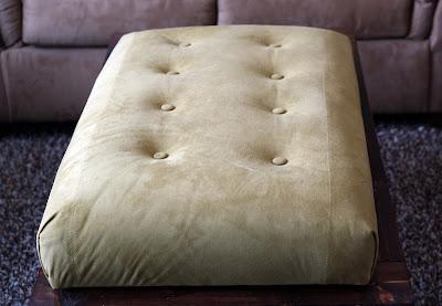 ottoman upholstery
