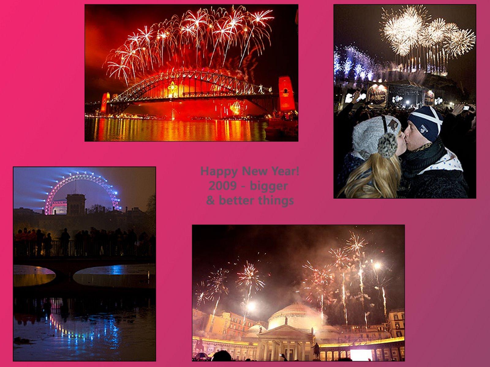 new years eve NYE 2008 2009