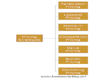 Optional product pricing strategy
