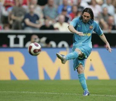 Lionel Messi Picture: Lionel Messi Shoot Goal