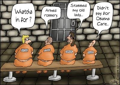 Brain Bounce Funny Cartoon Humor Funny Health Insurance Cartoons Time Served