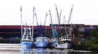 Georgetown, Harbor, South Carolina, Boats