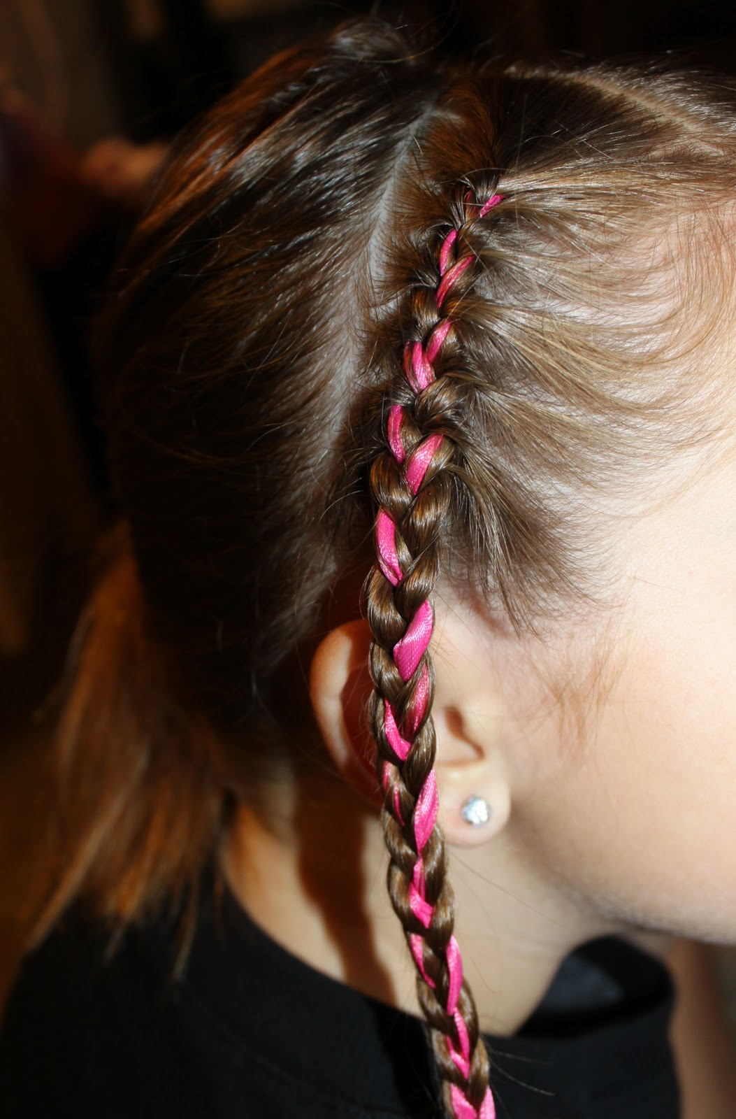Ribbon Braids Headband - Hairstyles Ideas