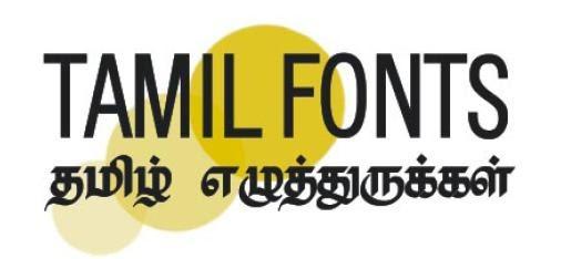 Whatsapp tamil font free download