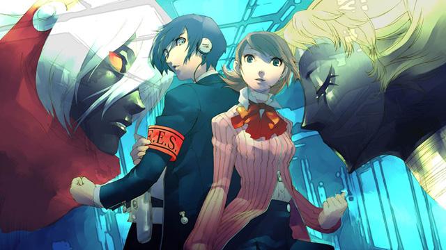 Persona 3 dating Yukari